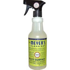 Mrs. Meyers Clean Day in Lemon Verbena Scent
