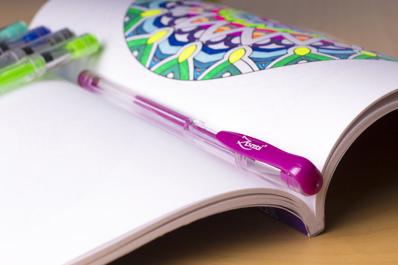 Gel pens for coloring Online