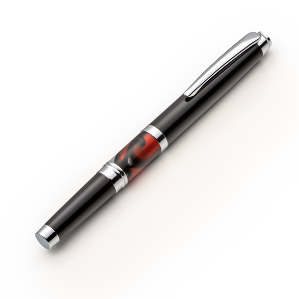 zenzoi black fountain pen