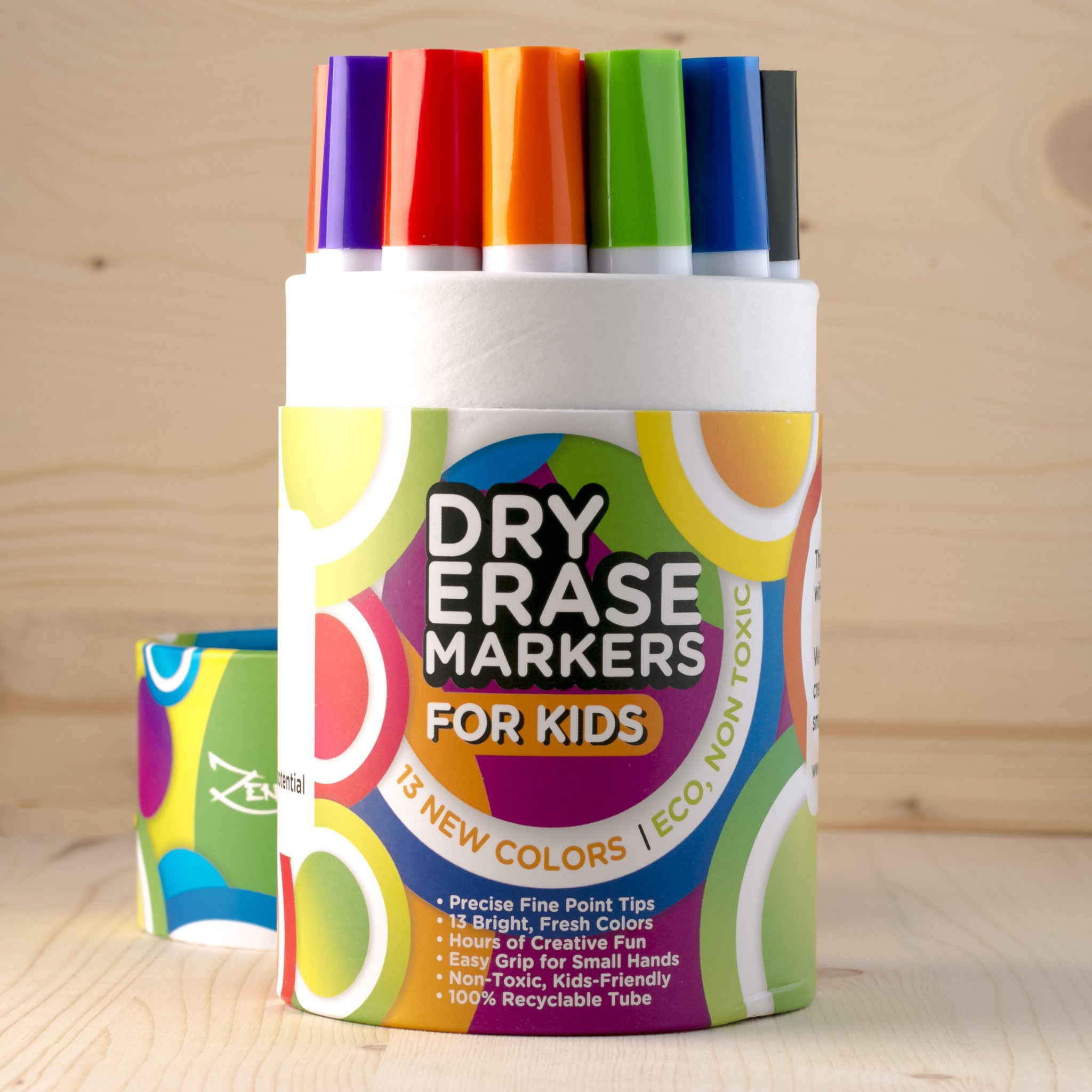 Children's whiteboard marker pens