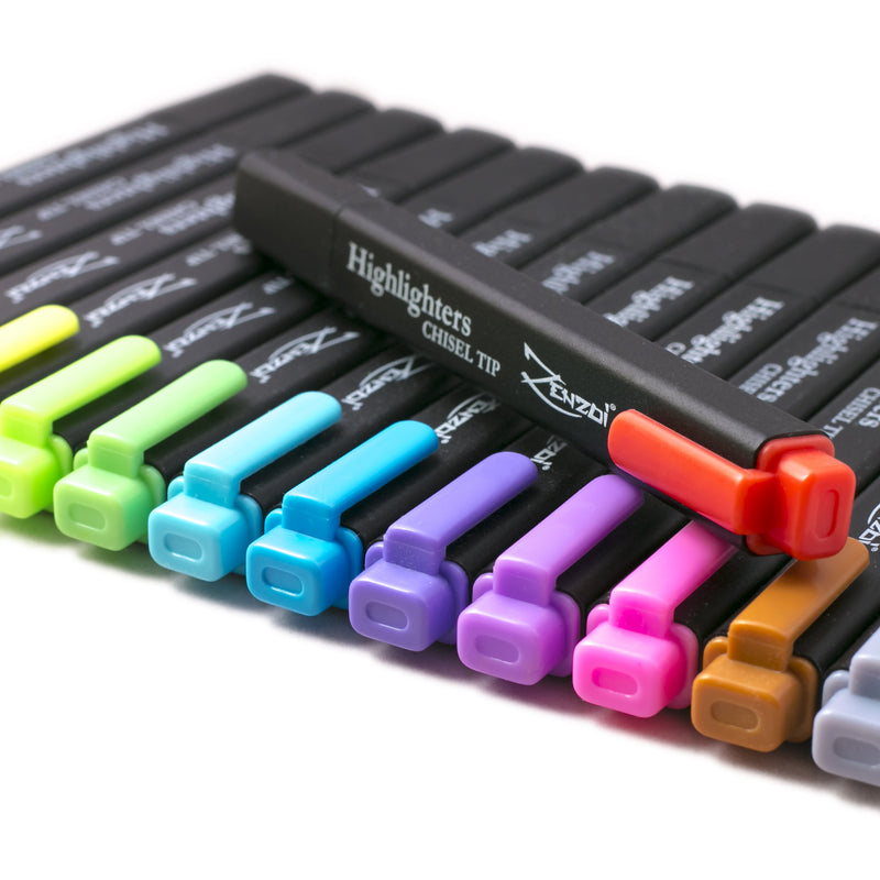 Buy Highlighter Markers 14 Unique Colors