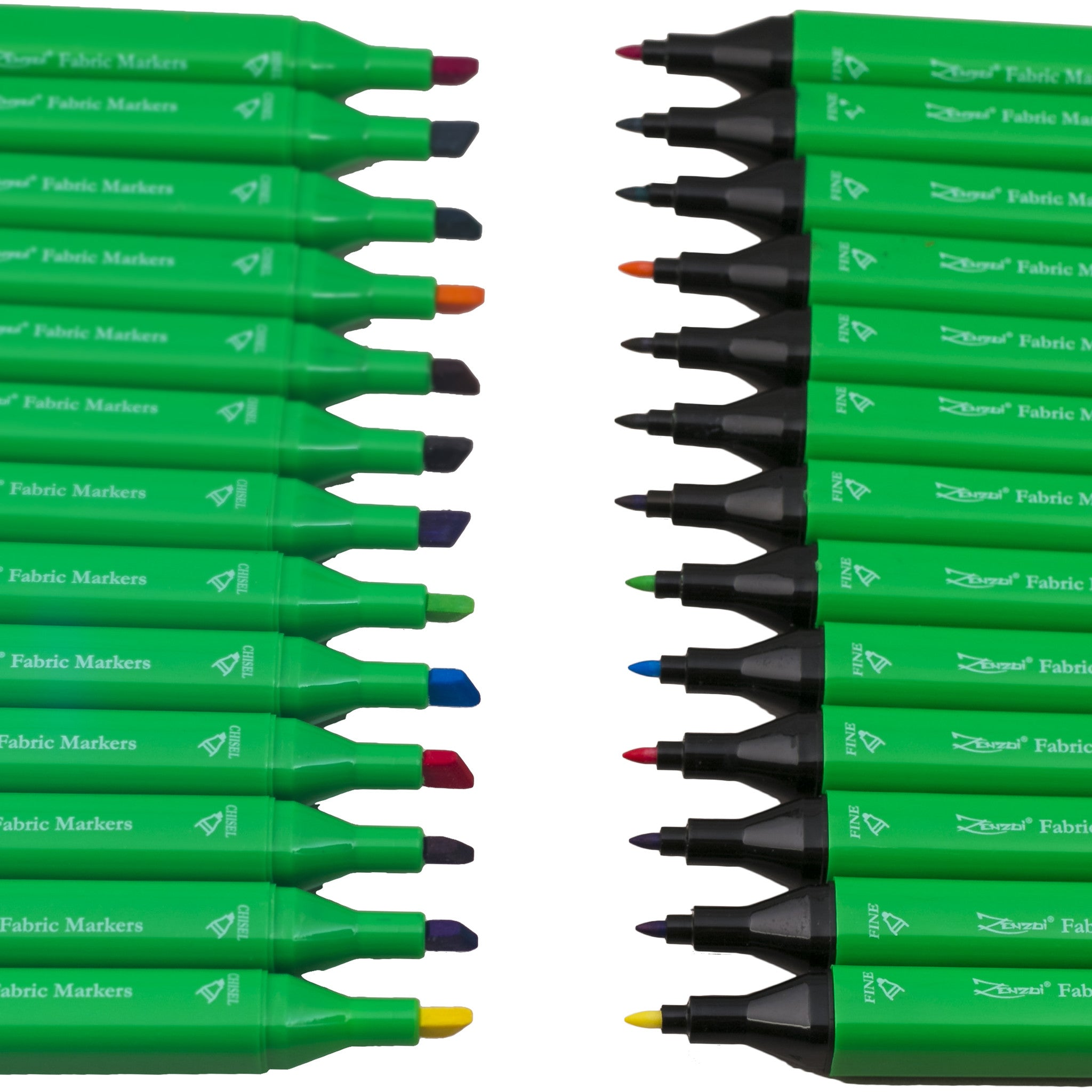 Double ended markers Zenzoi