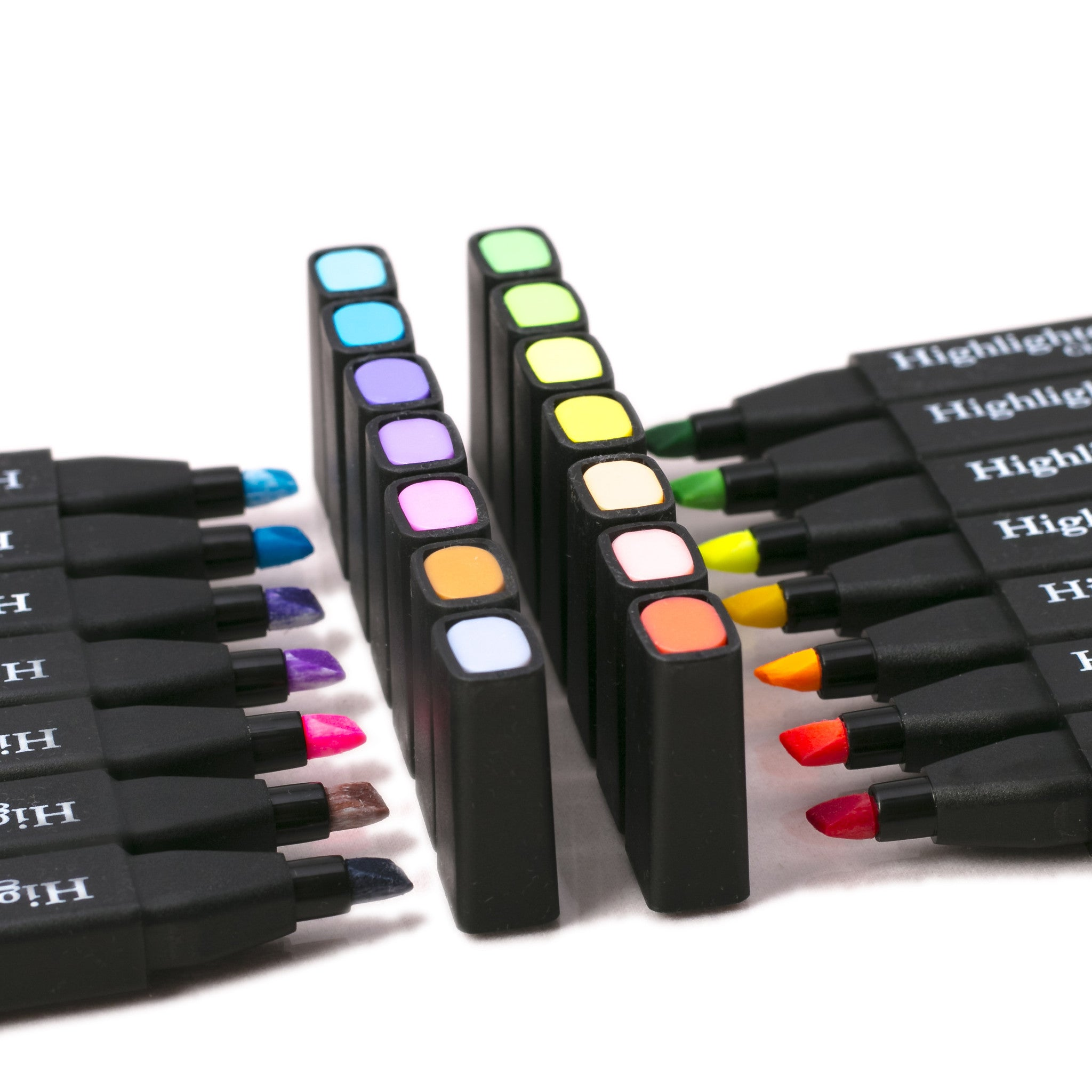 Shop Highlighter Markers 14 Unique Colors