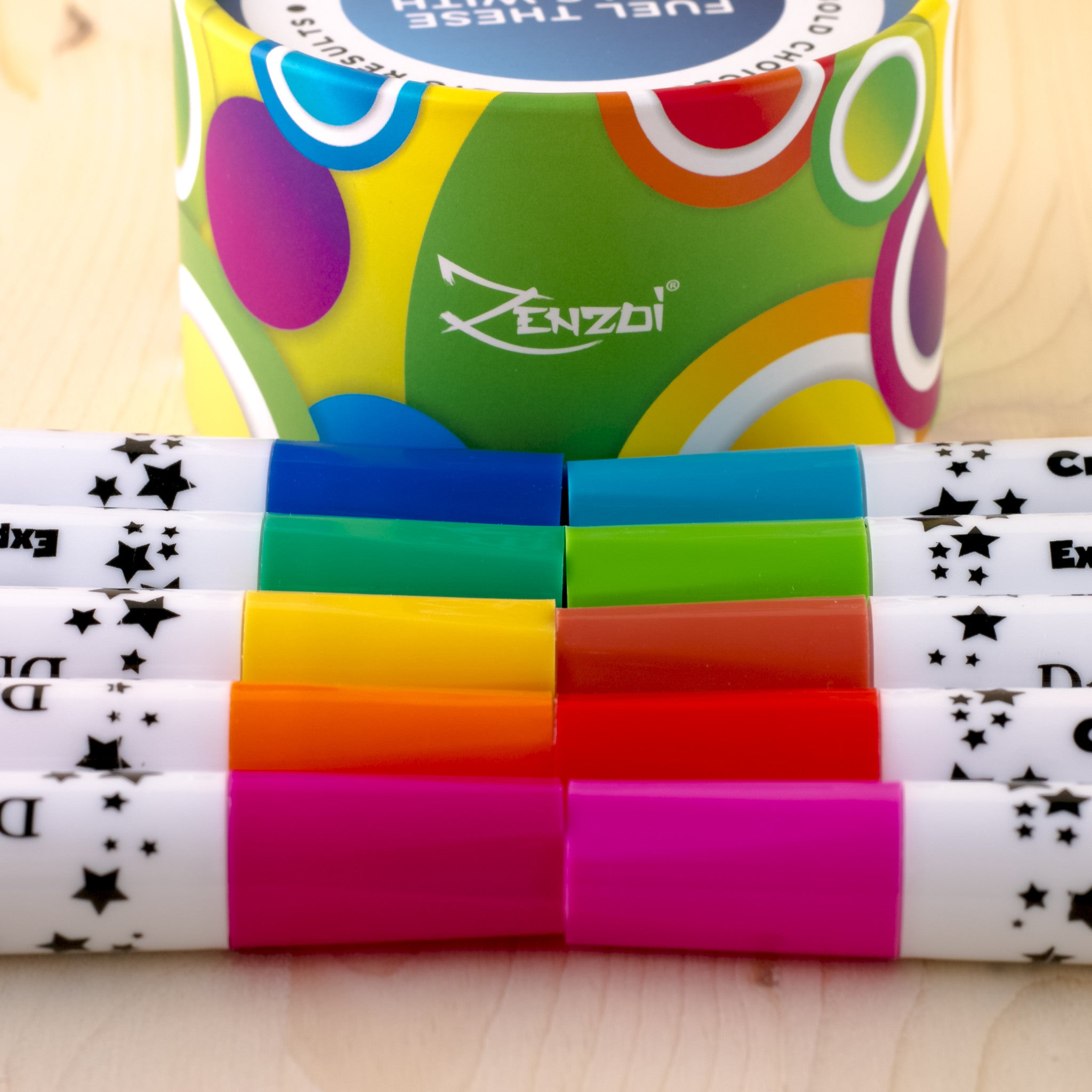 Kids whiteboard markers