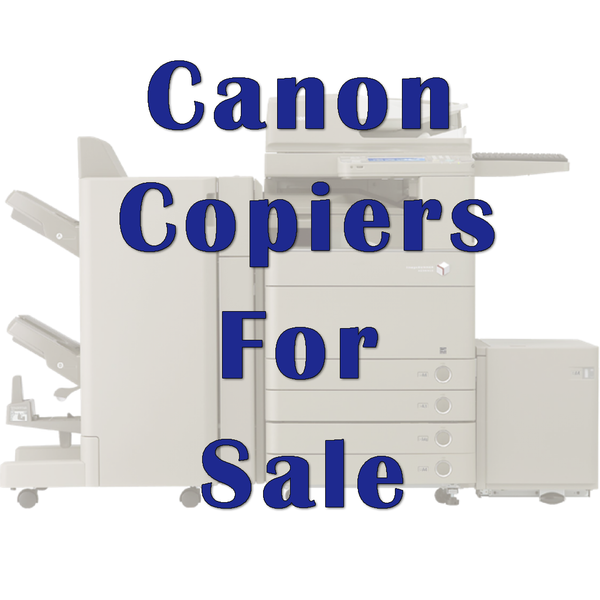 Canon Copiers For Sale