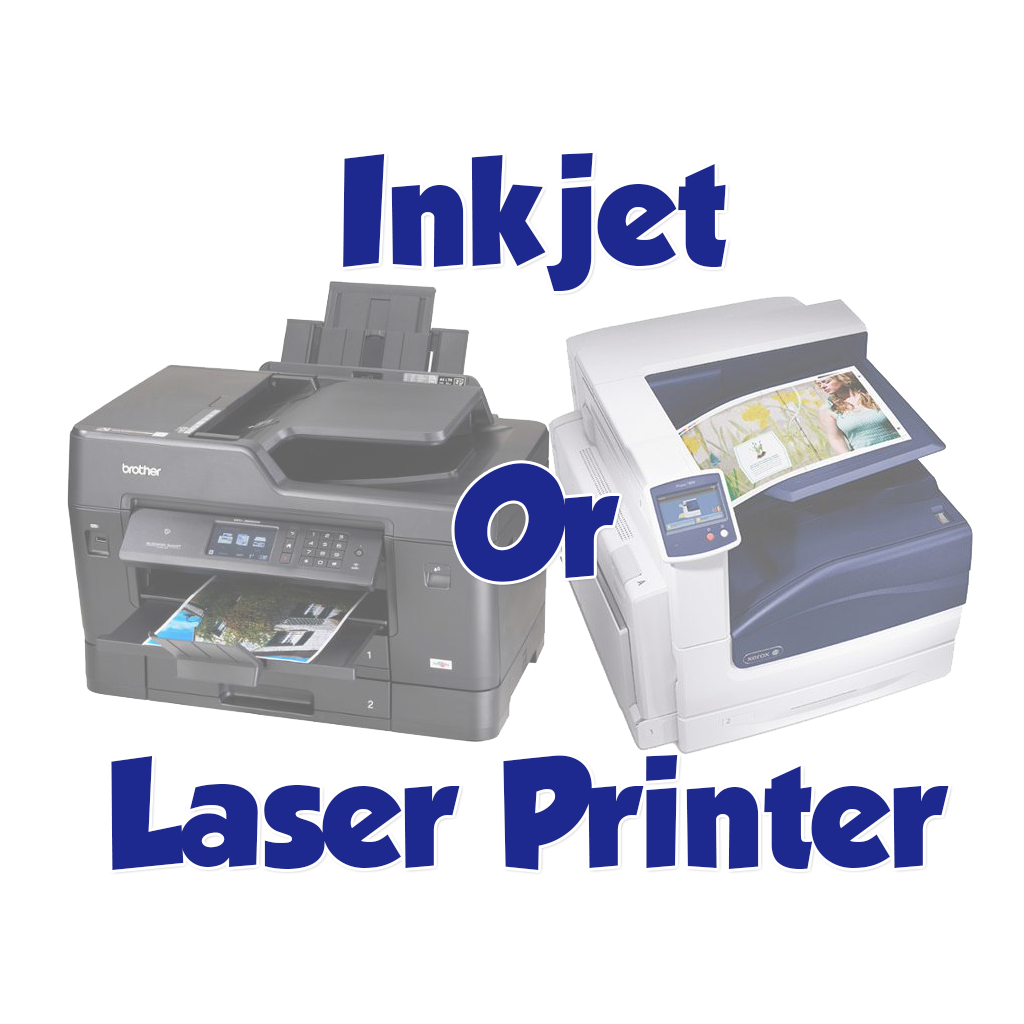 Inkjet Or Laser Printer