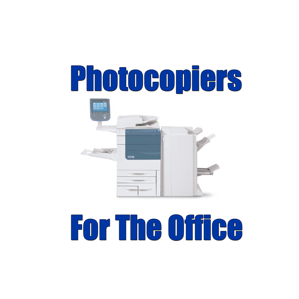 Photocopiers For The Office