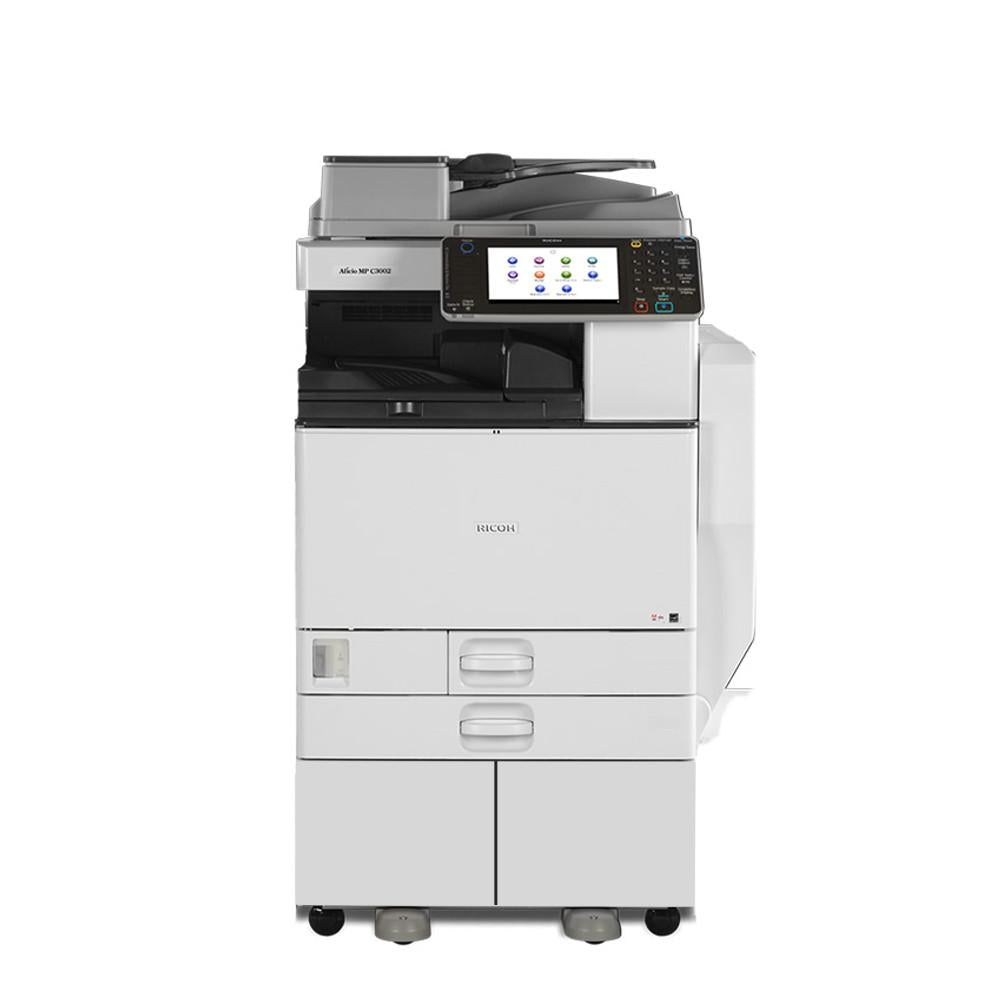 Lease MFP Copier Today - Ricoh MP C3002