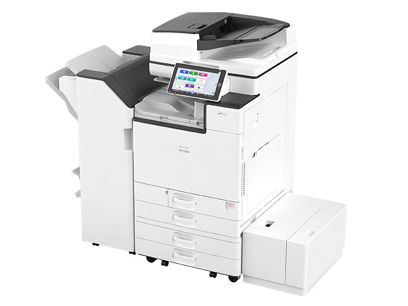 Looking to Lease the Ricoh IM C3000/IM C3500 Multifunction Color Office Copier printer?