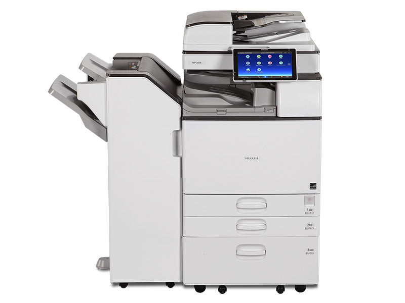 Looking to buy Ricoh MP 2555/MP 3055/MP 3555 Multifunction B&W Office Copier/Printer?