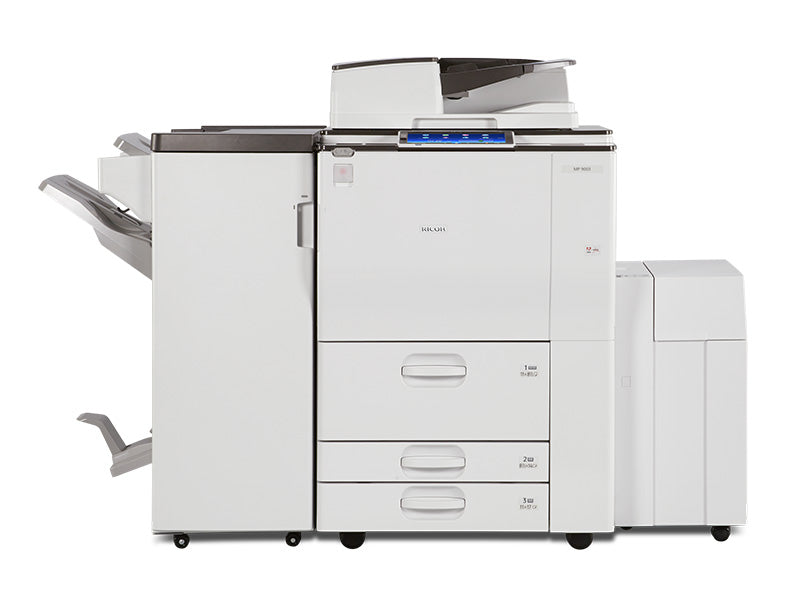 Looking to Lease the Ricoh MP 6503/MP 7503/MP 9003 Multifunction B&W Office Copier printer?