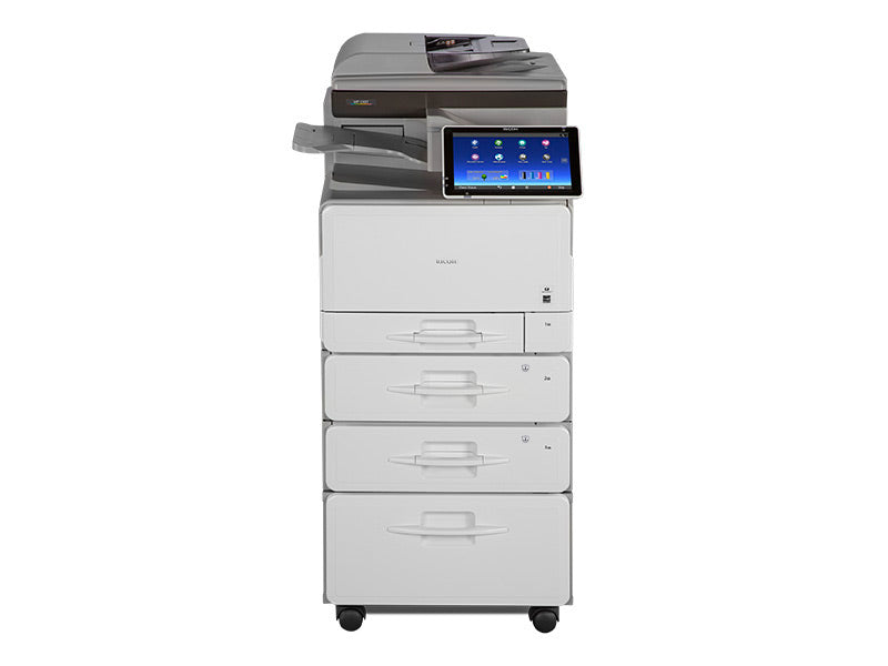Looking to Lease the Ricoh MP C307/MP C407 Multifunction Color Office Copier printer?