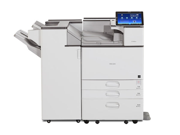 Looking to Lease the Ricoh SP 8400DN Printer B&W Office Copier printer?