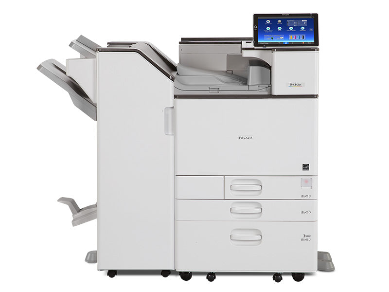 Looking to Lease the Ricoh SP C840DN/SP C842DN Color Laser Printer Office Copier printer?
