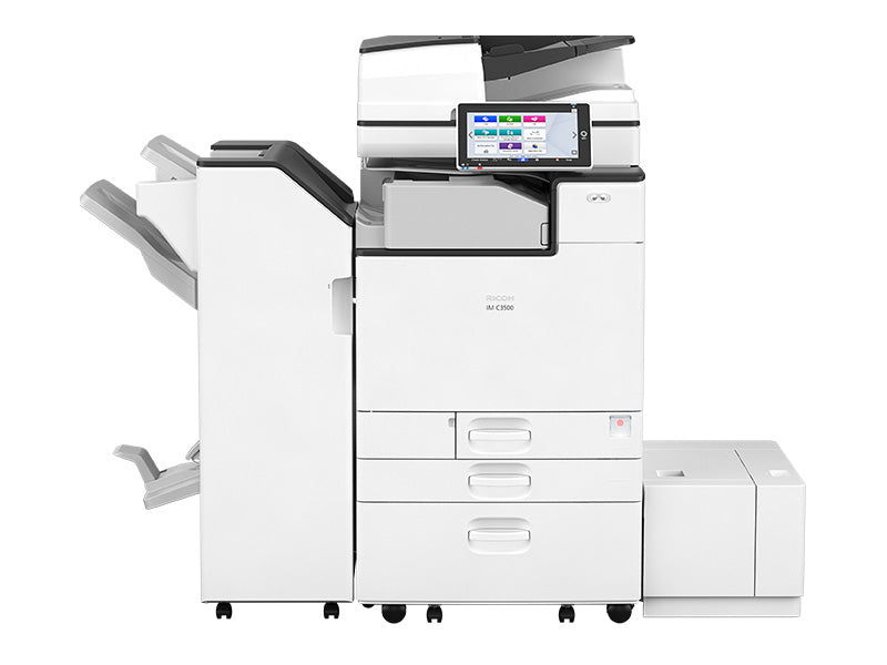 Lease to own or buy or rent Ricoh Color Multifunction IM C3000/IM C3500 in Toronto and surrounding areas