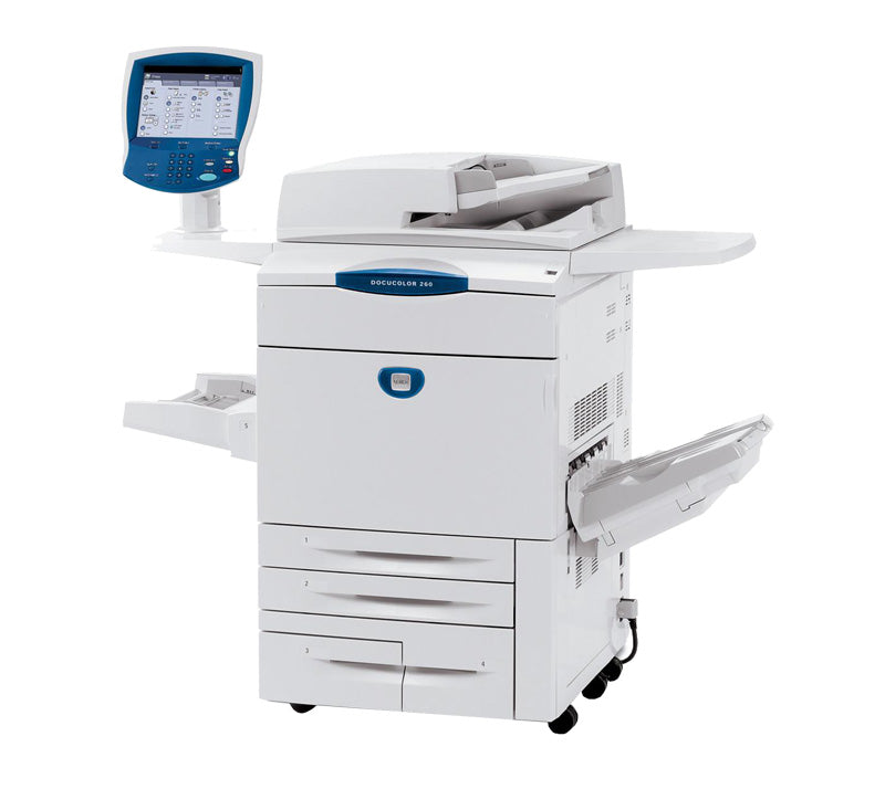 Finance Xerox Docucolor DC 240 Color Professional Production Multifunction Copier In Toronto