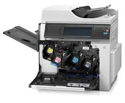 HP Color LaserJet Enterprise CM4540 MFP Laser Printer Copier Fax Scanner CM4540f  CM4540fskm - Toronto Copiers - 2