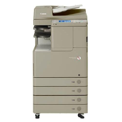 Canon imageRUNNER ADVANCE C5030 Color Copier Printer Scanner 11x17 Only 61k Pages