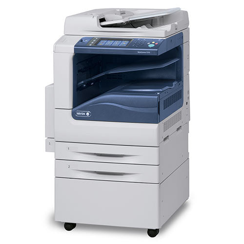Xerox WorkCentre™ WC5335 WC 5335 11x17 b&w Laser Multifunction Printer Copier Scaner Fax Tabloid monochrome Copy Machine