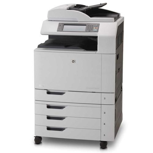 HP Color LaserJet CM6040 MFP Printer Scanner Copier 11x17