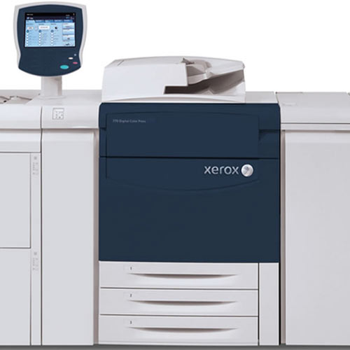 Xerox 770 Digital Color Press Production Print Shop Printer Copier