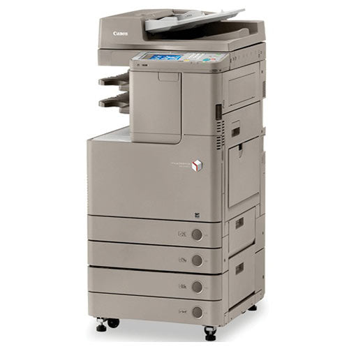 Canon imageRUNNER ADVANCE IRA 4025 Monochrome Copier Printer color Scanner Fax 12x18 REPOSSESSED Only 26k Pages Printed
