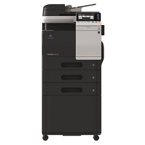 Konica Minolta Bizhub C3350 3350 Color Laser Printer Copier NEWER MODEL REPOSSESSED Only 14k Pages