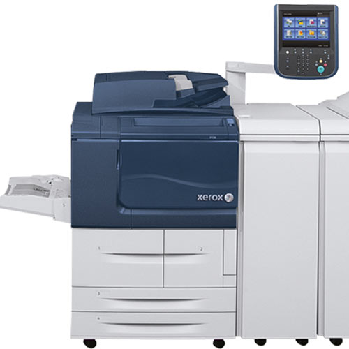 Xerox D136 Monochrome Production Printer Copier High Quality FAST Print Speed 136PPM