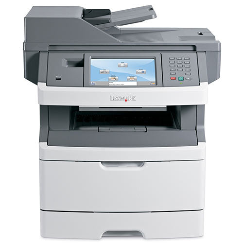 Lexmark X463de XS463de Multifunction Laser Printer Copier Fax Scanner