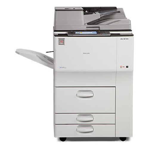 REPOSSESSED - Ricoh MP 6002 Black and White Laser High-End FAST Printer Copier Color Scanner