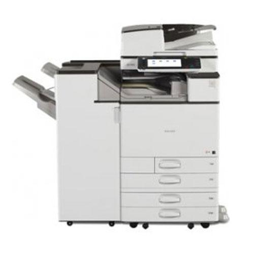 REPOSSESSED Ricoh MP C4503 Color Laser Multifunction Photocopier 12x18 - Only 61k Pages Printed