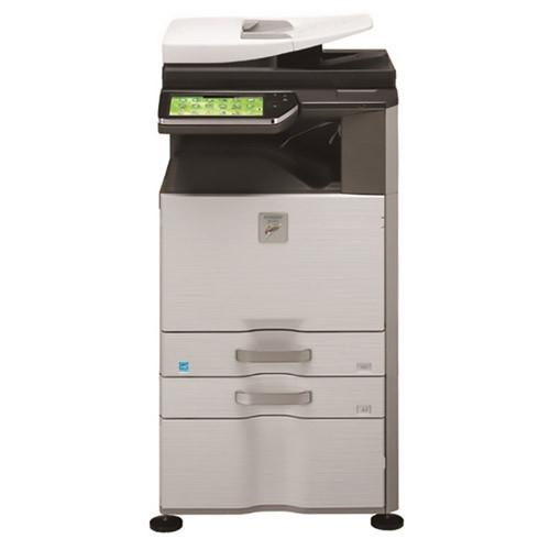 Sharp MX-2610N Color Copier Scanner Printer Scan 2 email