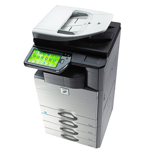 Sharp MX-2610N MX2610N Color Copier Laser Printer Fax Printer Photocopier Copy Machine