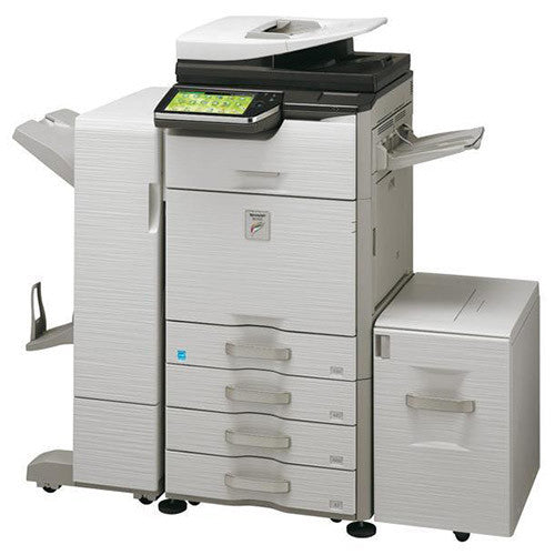 Sharp MX-2610N MX2610N 2610 Color Copier Laser Printer Copy Machine