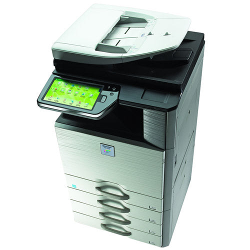 Sharp MX-2610N 2610 Color Copier Scanner Printer Scan 2 email Fax 11x17 USB