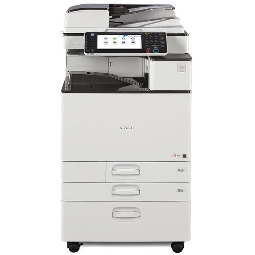 Ricoh Aficio MP C2503SP MPC2503SP MP C2503 SP Color Multifunction Copier Printer Scanner