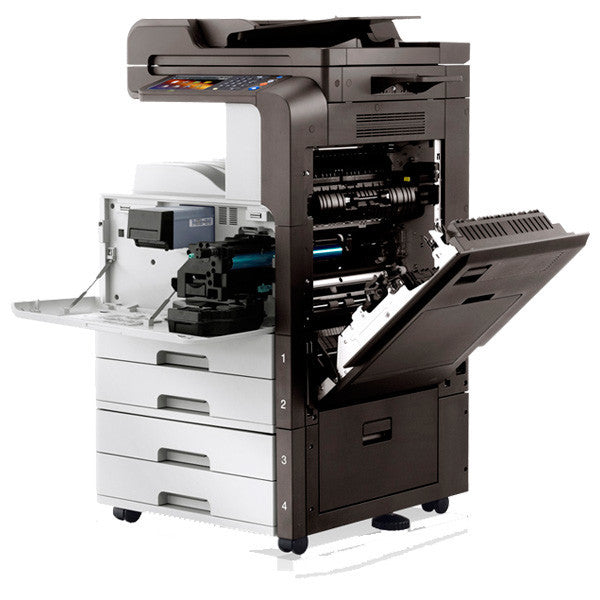 NEW Samsung SCX-8128NA Black and White Photocopier Laser Printer, Scanner, Scan to email, b&w Copier - Toronto Copiers - 3