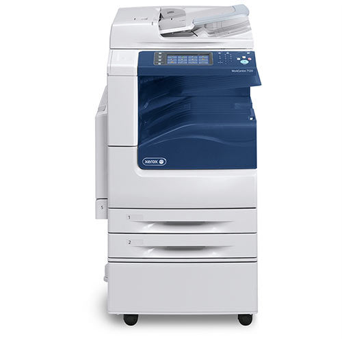 Xerox WC 7125 WC7125 WorkCentre™ color laser multifunction printer Copy machine
