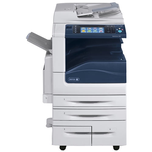 Xerox WorkCentre™ WC7855 WC 7855 11x17 Color Laser Multifunction Printer Copier Scaner Fax Colour Copy Machine