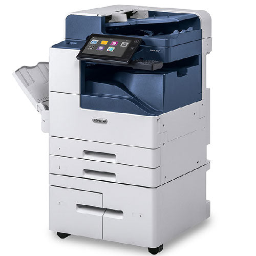 Newer Model Xerox Altalink B8055 Black and White Photocopier Printer Scanner