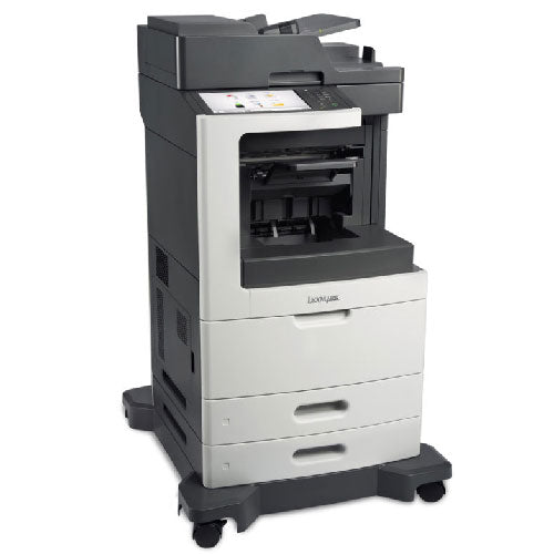 Pre-owned Lexmark XM7155 Laser Monochrome Printer Copier Color Scanner 55PPM