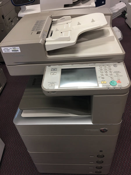 Canon imageRUNNER ADVANCE C5030 Color Copier Scanner Printer 11x17