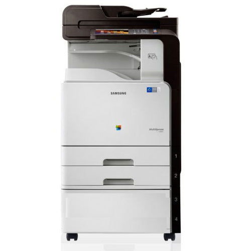 Samsung CLX-9301NA MultiXpress Color Laser Printer 11x17 Amazing Quality Newer Model Only 17k pages