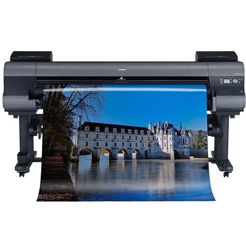 60 Canon ImagePROGRAF IPF9400 Large Format Printer With Stand 12 Colo