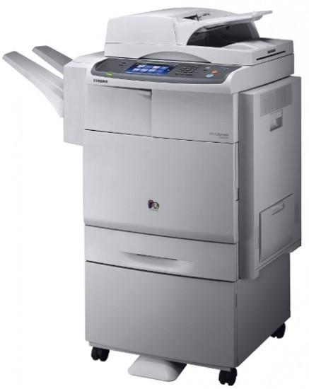 Samsung CLX-8540ND Laser Color Printer Copier Scanner