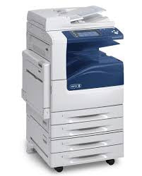 Xerox WorkCentre™ WC7830 WC 7830 11x17 Color Laser Multifunction Printer Copier Scaner Fax Colour Copy Machine - Toronto Copiers - 1