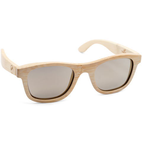 Jetty |  Natural Bamboo Sunglasses