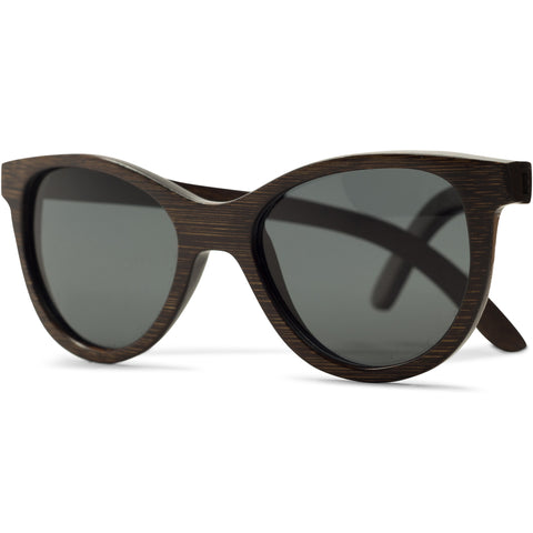 Malibu |  Dark Bamboo Sunglasses