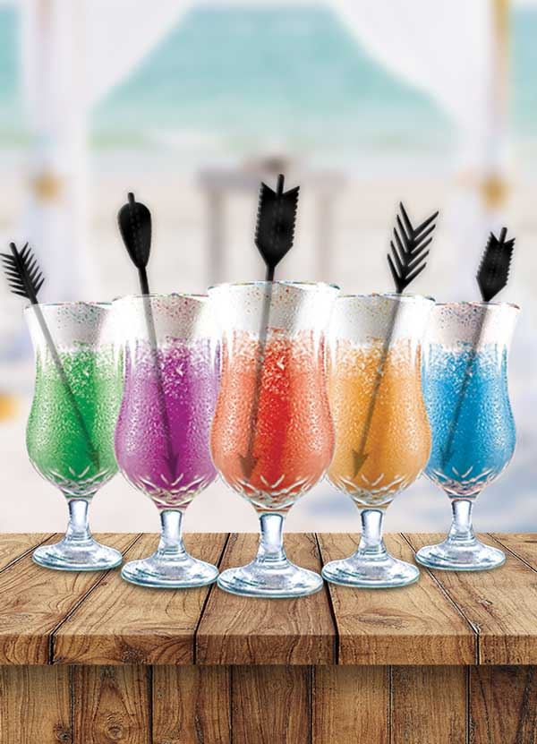 Archer Arrows Cocktail Party Drink Stirrers - Bee3dgifts