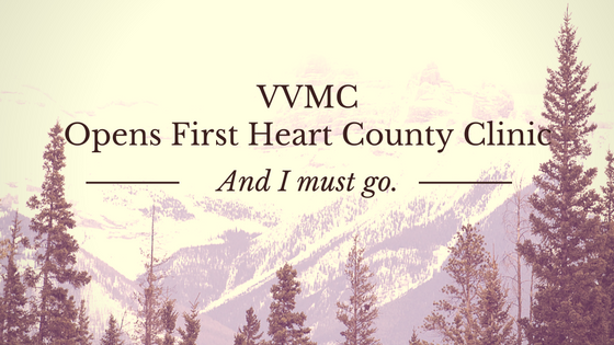VVMC Opens First Heart County Clinic | The Spectrum